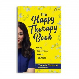 The Happy Therapy Book (Edisi TTD)